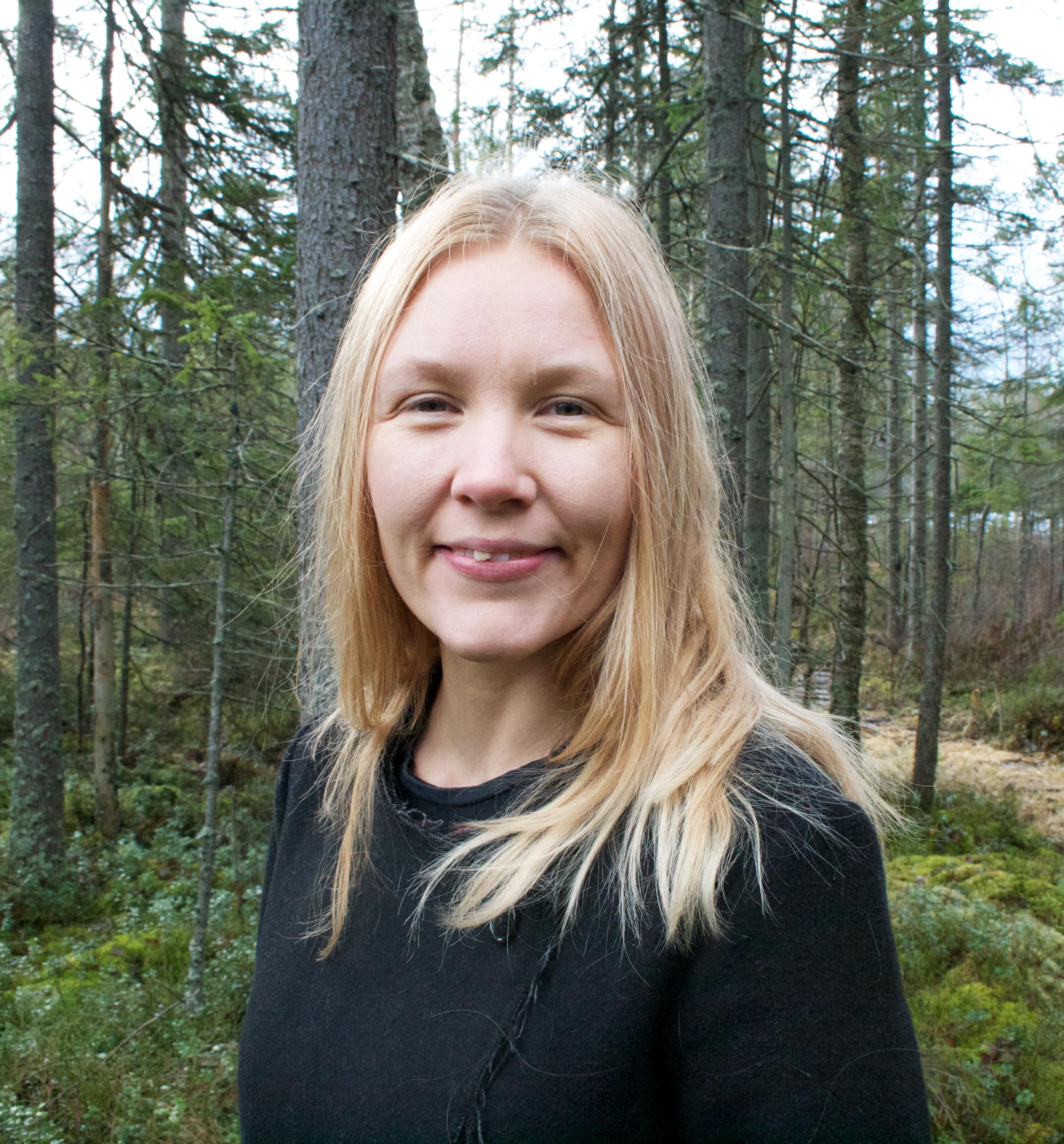 Amanda Billberg portrait
